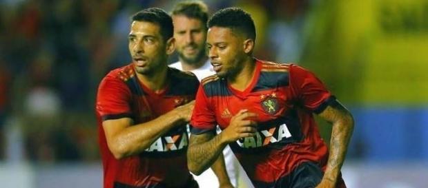 Sport Recife - André e Diego Souza