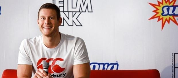 Tom Hopper in Supanova Expo in 2012 (Source: Jenny via Flickr)