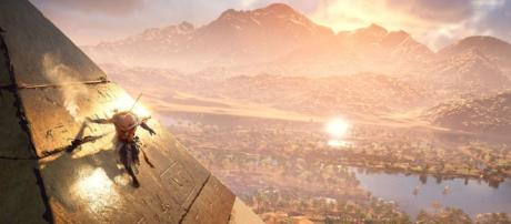 Bayek's Wife Is Playable in Assassin's Creed Origins - twinfinite.net