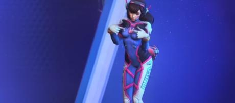 """Overwatch's"" D.Va - YouTube/Heroes of the Storm"