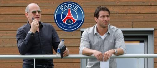 Antero Henrique & Maxwell. Crédit photo : goal.com