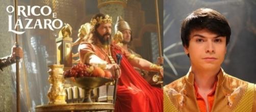 Belsazar desafia Nabucodonosor para um duelo