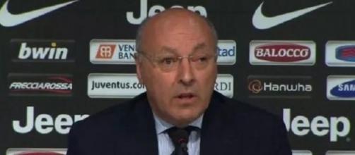 Beppe Marotta, amministratore delegato della Juventus