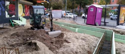 Berlino: troppi cantieri aperti senza soluzione di continuità