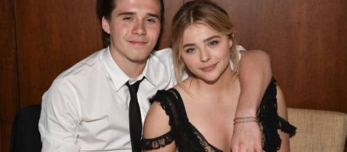 Chloe Grace Moretz, Brooklyn Beckham - YouTube screenshot | Hollywire/https://www.youtube.com/watch?v=BgDPeXcI1xo