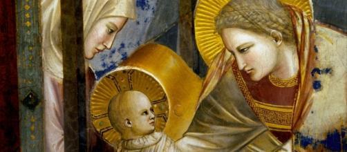 Giotto a Venezia presso la Chiesa della Misericordia
