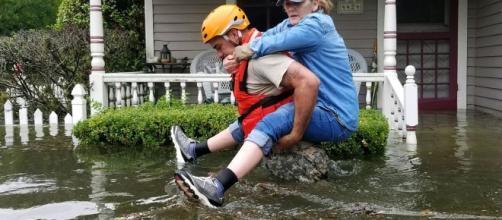 Harvey rescue (Defense Department flickr)