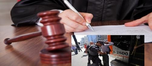 Juiz solta homem que ejaculou em mulher em ônibus