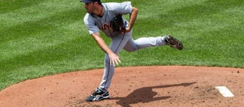 Justin Verlander Pitching - Flickr.com