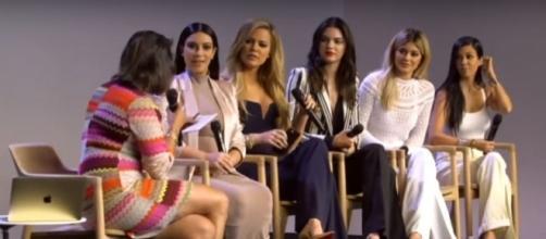 Kim West jealous of Kylie Jenner. Image[Anne Mavity-YouTube]