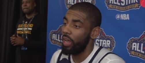 Kyrie Irving will have a chance to become No. 1 option with the Celtics -- USA TODAY Sports via YouTube