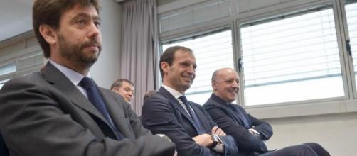 La Juventus a tutto campo per il calciomercato invernale