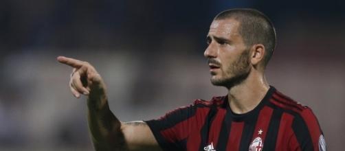Leonardo Bonucci, 30 anni, passato dalla Juventus al Milan per 40 milioni