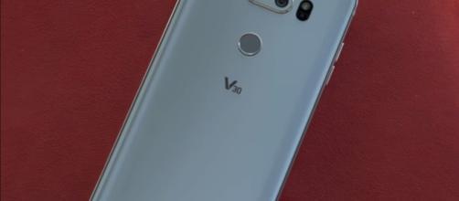 LG V30 is the company's newest flagship smartphone. (via TheVerge/Youtube)