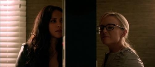 "Maze and Linda in ""Lucifer."" (Photo:YouTube/PlatinumMovieClips)"