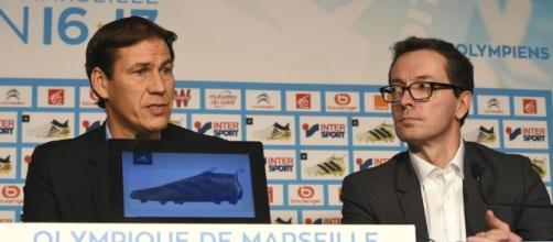 Mercato - OM : Rudi Garcia l'annonce, il veut un joueur par ligne ... - foot01.com