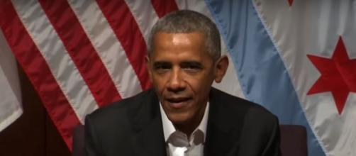 Obama to be the most costly ex-president. Image[CBS News-YouTube]