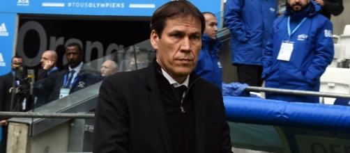 OM - Le coach phocéen Rudi Garcia