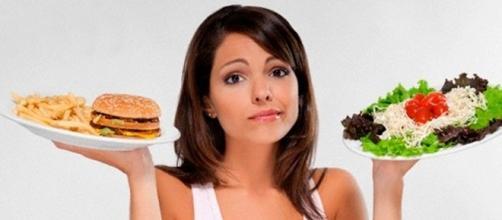 ¿Qué debo comer?, la elección siempre deberá ser la más sana.
