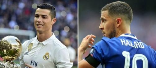 Real Madrid: Hazard répond à Ronaldo!