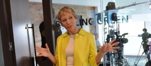'Shark Tank' star Barbara Corcoran will compete on 'DWTS', but she wasn't always on board with the idea of taking part. Jacqueline Zaccor/Flickr