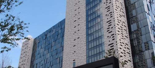 Square Enix headquarters flickr Guilhem Vellut