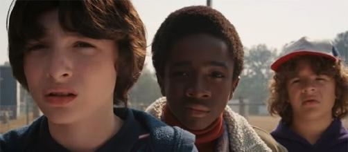"""The kids of the A.V. Club are coming back for the second season of """"Stranger Things."""" (YouTube/Netflix)"""