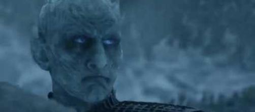 The Night King in 'Game of Thrones' - Image via YouTube/TheCell8