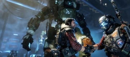 """""""Titanfall 2"""" recently received a new free DLC, """"Postcards from the Frontier"""" in August. (Gamespot/Respawn)"""