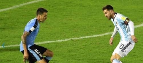 Uruguay-Argentina 0-0: duello tra Vecino e Messi