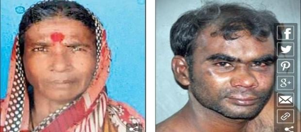 Alcoólatra e desempregado, ele matou a mãe depois dela lhe negar dinheiro para comprar bebidas alcoólicas