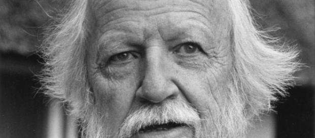 British novelist William Golding (Wikimedia Commons).