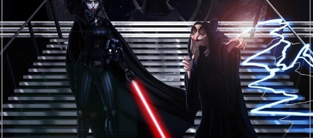 Disney Animation Meets 'Star Wars' in These Incredible ... - zimbio.com