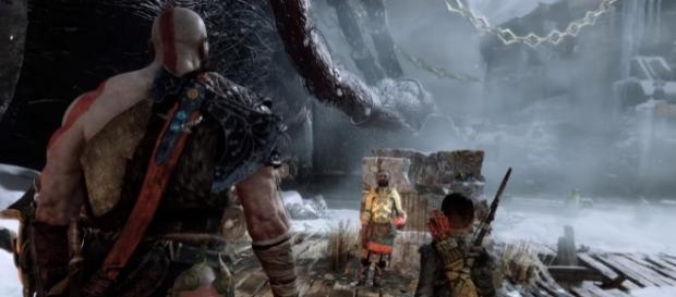 God of War Cory Barlog Atreus (PlayStation/YouTube) https://www.youtube.com/watch?v=gOE2BVRCUkM