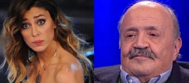 Gossip, Belen Rodriguez: dal nudo su Instagram alle parole di Maurizio Costanzo.
