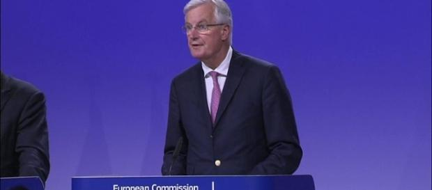 I am hoping to land a role in the new Ladykillers film! Michel Barnier EU 3rd round Brexit Talks Press Conference w/Q&A - | OrionPrime | YouTube