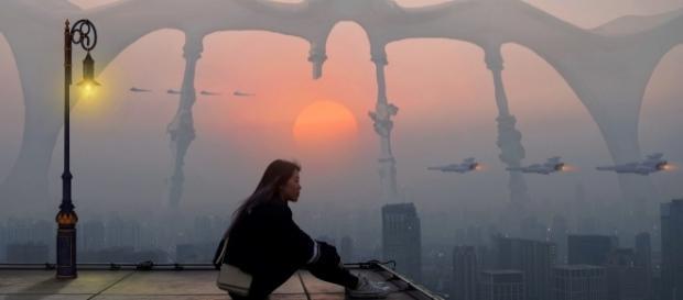 Letteratura distopica, distopia all'italiana, ragazza sci-fi