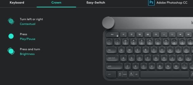 Logitech Craft keyboard has an amazing built-in Surface Dial ... - windowscentral.com