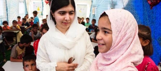 Malala visitará diferentes ciudades del mundo en el marco de su Girl Power Trip, antes de empezar sus estudios en la Universidad de Oxford.