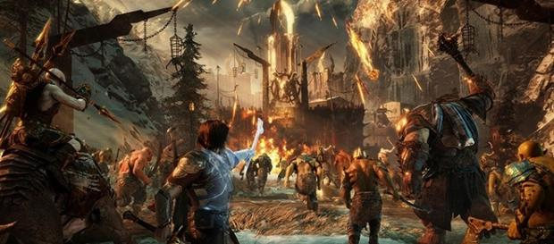 """Middle-earth: Shadow of War"" arrives to PlayStation 4, Xbox One, and PC this October 10. (Gamespot/Monolith)"