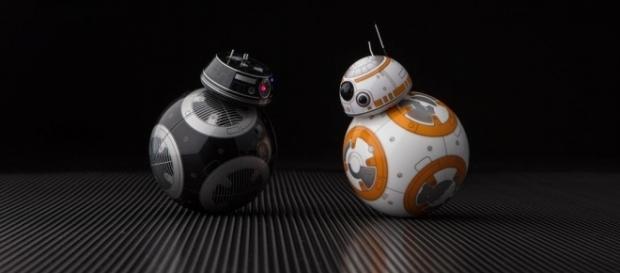 Star Wars: The Last Jedi' pits BB-8 against its dark side, BB-9 ... - weny.com