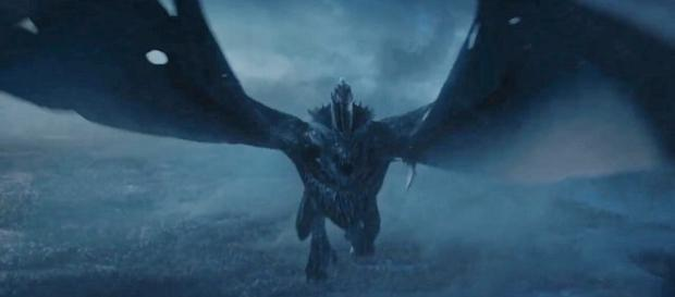 The Night King and Viserion. Screencap: Ben Quincy-Shaw via YouTube
