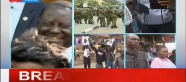 Uhuru Kenyatta's lawyers react to the final Supreme Court ruling- Image - KTN News| YouTube