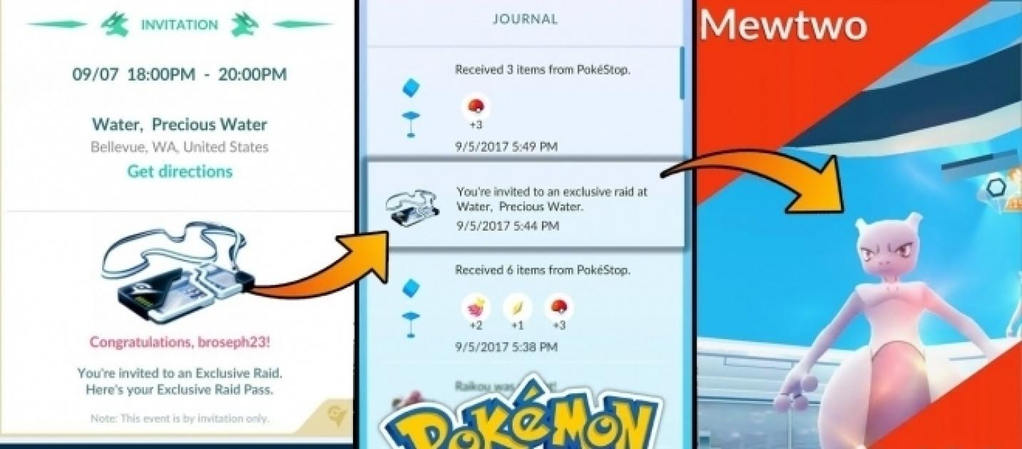 'Pokemon Go' EX Raid Pass Guide, how to get a pass and other details