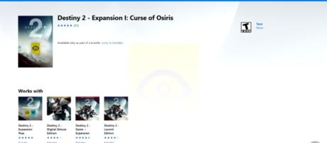 Destiny 2 - OSIRIS DLC NEWS! Infinite Forest, Mercury Patrol, New Missions, MORE! - YouTube/Destiny Guides