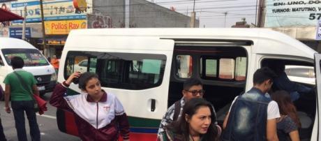 Multarán a quien suba tarifa del transporte en Edomex - com.mx