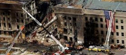 Aftermath of the 9/11 attack/defence.gov/http://archive.defense.gov/photos/newsphoto.aspx?newsphotoid=3600