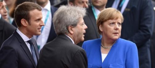 Angela Merkel ospita a Berlino i leader europei