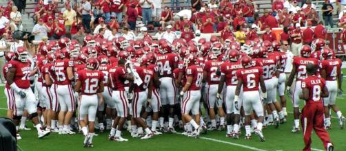 AP college football poll - Week 3: Oklahoma Sooners jump to second place- Photo: Wikimedia Commons