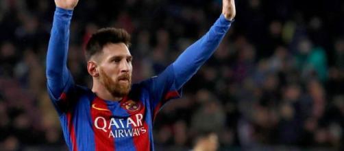 Barcelona 4 Espanyol 1: Luis Suarez nets a double while Lionel ... - thesun.co.uk